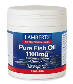 f921176a83f Lamberts Pure Fish Oil 1100mg (180) Lamberts Pure Fish Oil 1100mg (180)