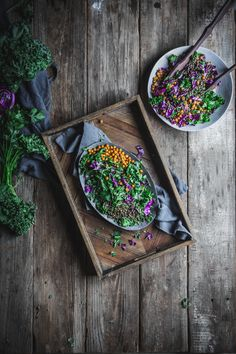 A simple healthy delicious plant protein salad recipe perfect summer spring