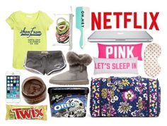 """""""Sleepover set #2"""" by donna113300 ❤ liked on Polyvore"""