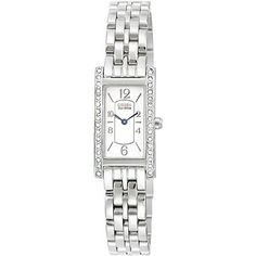 Citizen® Eco-Drive™ Women's Crystal Accent Watch - jcpenney