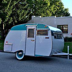 Serro Scotty camper