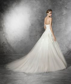 Barroco, romantische Braut