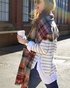 Winter knocking at your door this weekend? We have a layer for that! #brrr #ootd (link in profile to shop this look)