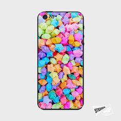 Rainbow Origami Stars iPhone... from stickershop2014 on Wanelo , http://www.myicover.nl colours
