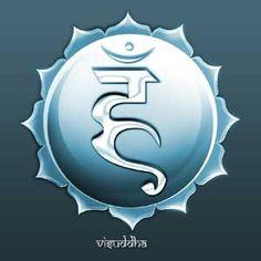 Propriétés du chakra de la gorge, le chakra bleu