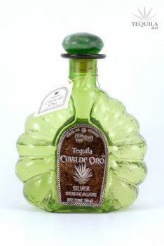 Cava de Oro Tequila Silver - Tequila Reviews at TEQUILA.net