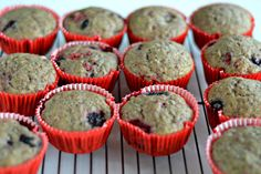 Chai Berry Muffins (Vegan) #SundaySupper - Hezzi-D's Books and Cooks