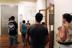 Exposição Inside de Fabrizio Andriani - Museu da Gravura 2012/13