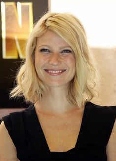 Long bob Gwyneth Paltrow