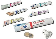 6er-Pack: Geld- & Geschenkröhrchen im Medikamenten-Stil +++ MIX SET Nr. 1 von modern times +++  http://www.geschenkewebshop.info/produkt/6er-pack-geld-geschenkroehrchen-im-medikamenten-stil-mix-set-nr-1-von-modern-times/