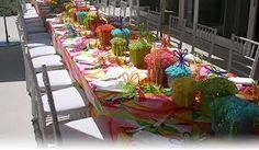 Miami Party Rental Offers You a Top Class Service Miami Party, Water Slides, Tent, Table Decorations, City, Home Decor, Store, Decoration Home, Room Decor