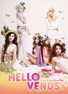 "Hello Venus makes their debut with ""Venus"" on 'M! Countdown'! #allkpop #kpop"