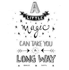Α little magic