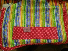 Check out this item in my Etsy shop https://www.etsy.com/listing/470389648/kids-apron-in-bright-stripes-and-red