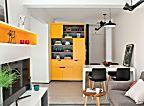 Apartamento de 55 m² se livrou do aperto ao reduzir a varanda | Casa