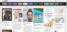Artigo sobre experiência e os resultados do Pinterest, especialmente para bloggers.