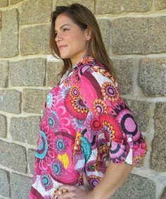 Camisa Sol 7- #mundoshakti #quemédomar #estilo #moda #boho #bohochic #verão2016