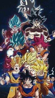 Dragon Ball no Senpai Anime! Dragon Ball Gt, Akira, Wallpaper Do Goku, Dragonball Wallpaper, Super Goku, Otaku, Art Anime, Anime Expo, Goku All Forms