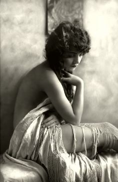 Ziegfield Girl  by Alfred Cheney Johnston