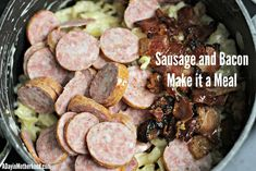 Gruyere+Cheese+Bacon+and+Sausage+Mac+and+Cheese+Recipe