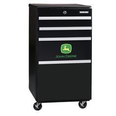 John Deere Tool Box Refridgerator  | RunGreen.com