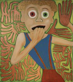 Choreographer/Maarit Korhonen, acrylic, canvas, 73cm x 65cm Dark Paintings, Original Paintings, Online Painting, Artwork Online, Dancer In The Dark, Autumn Painting, Original Art For Sale, Acrylic Canvas, Artists Like