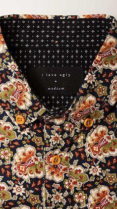 I Love Ugly shirt