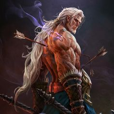 NCSOFT_lineage_warrior, Kim Sung Hwan on ArtStation at https://www.artstation.com/artwork/YJQgX