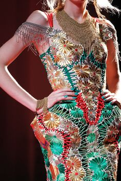 SS '12 Couture
