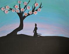 Japanese Cherry Blossom by Morgan McLaren