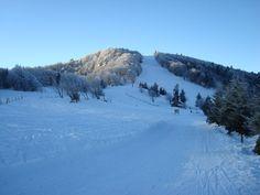 Pistes de ski de la Planche des Belles Filles - villages au coeur des Vosges du Sud - @ronchamptourisme