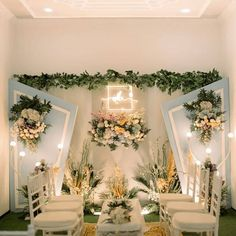 Wedding Stage Backdrop, Wedding Backdrop Design, Wedding Stage Design, Wedding Stage Decorations, Engagement Decorations, Floral Backdrop, Backdrop Decorations, Ceremony Backdrop, Wedding Designs