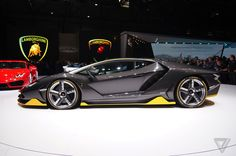 Lamborghini's Centenario is a gorgeous celebration of an extreme legacy | The Verge