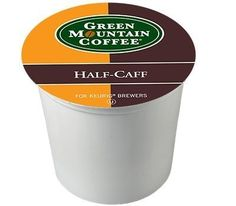 Green Mountain Coffee HalfCaff 72 KCup Count by Mountain Green ** You can find more details by visiting the image link.