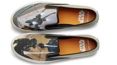 Star Wars-inspired shoes