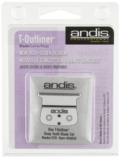 Andis Experience T Outliner Blade * Learn more by visiting the image link.