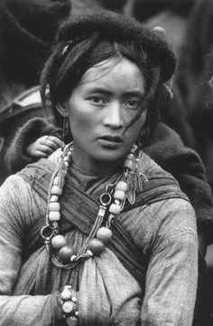 #Drokpa Woman   Nomads of the #Tibetan Plateau and #Himalaya   © Daniel Miller