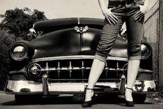 '53 Chevy y Ruca