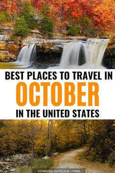 Looking to book a fall family vacation this October? These October travel destinations in the US will give you all the inspiration you need. Us Family Vacations, Vacations In The Us, Fall Vacations, Couples Vacation, Mountain Vacations, Romantic Vacations, Romantic Getaways, Romantic Travel, Dream Vacations