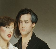 Joanne Catherall, Philip Oakey, 1980