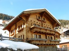 Chalet Suisse typique