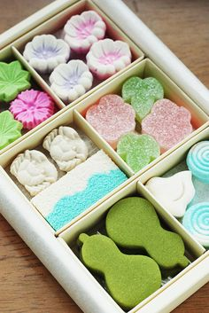japanese sweets | Flickr - Photo Sharing!