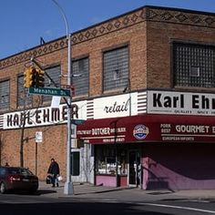 The Karl Ehmer Store And Plant On Fresh Pond Road In Ridgewood Now Closed  And Converted Into Self Storage Units.