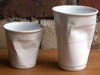 Design: Nos tasses n'ont pas fini de changer de forme... voyez plutôt!