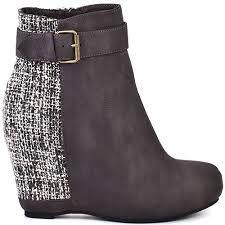 mossimo suede shoes wedge cuff - Recherche Google