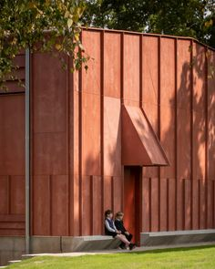Architecture Today, Contemporary Architecture, Urban Architecture, Modular Cabins, British Schools, Barn Renovation, Victorian Buildings, Outdoor Education, Meeting Place