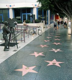 Explore the famous #HollywoodBoulevard when you book a night with us! #hotel