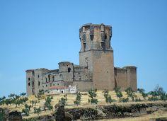 Se licitan las obras de consolidación del castillo de Belalcázar