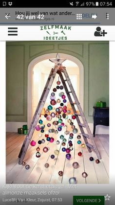 These DIY Alternative Christmas Tree Ideas Are Quick And Easy To Make, Even  If Youu0027ve Left Your Tree To The Last Minute.
