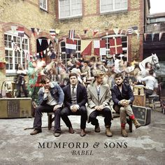 Mumford & Sons. Click on the image to listen to sophias amazing playlist on Spotify!